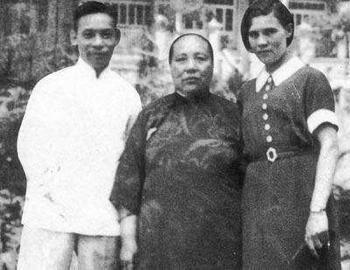 侯门一入深似海----蒋氏家族的女人们系列之一图片