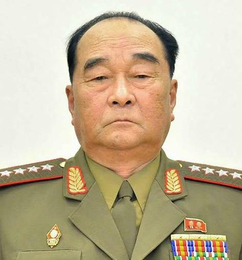 资料图:金格植   韩国军方相关人士透露: