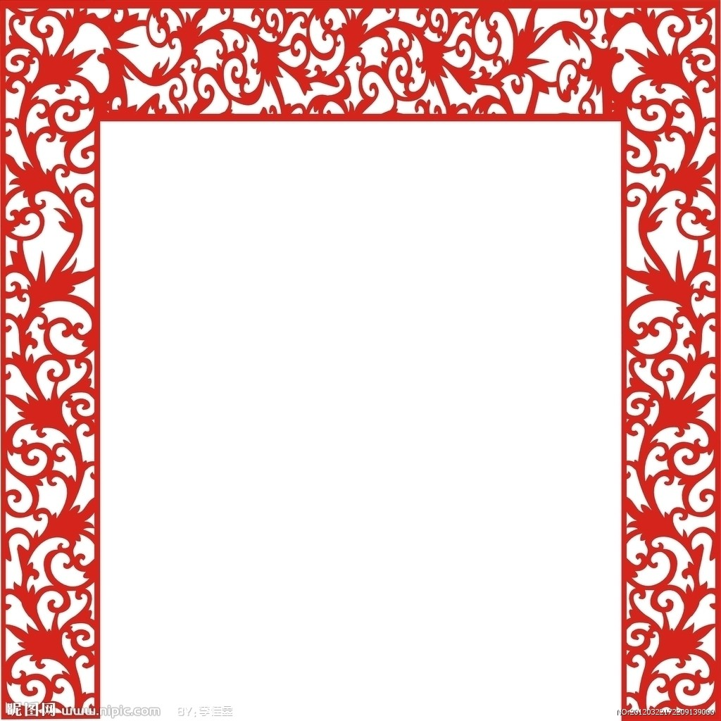 中式古典装修---镂空花格图片图片