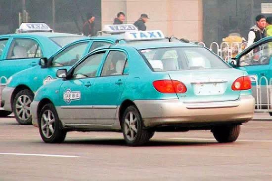 天津的出租车 让我困在城市里,纪念你
