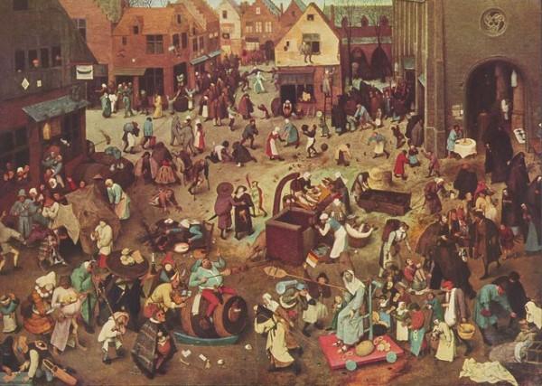 中世纪社会精英餐桌上的美食------欧洲篇图片