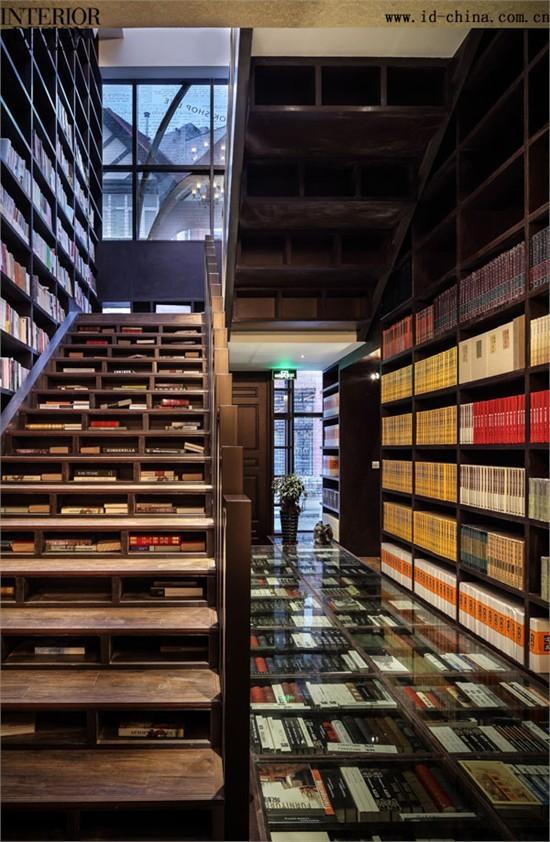 这么有创意的书店,还能不能让人好好看书了!图片