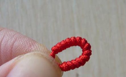 红绳手链的编法大全