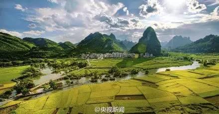 广安白云湖水利风景区 贵州省
