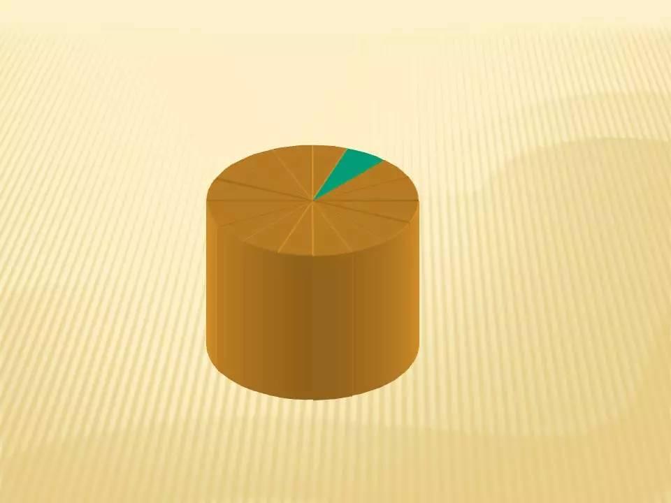 师大版第三课 圆柱的体积 讲解图片