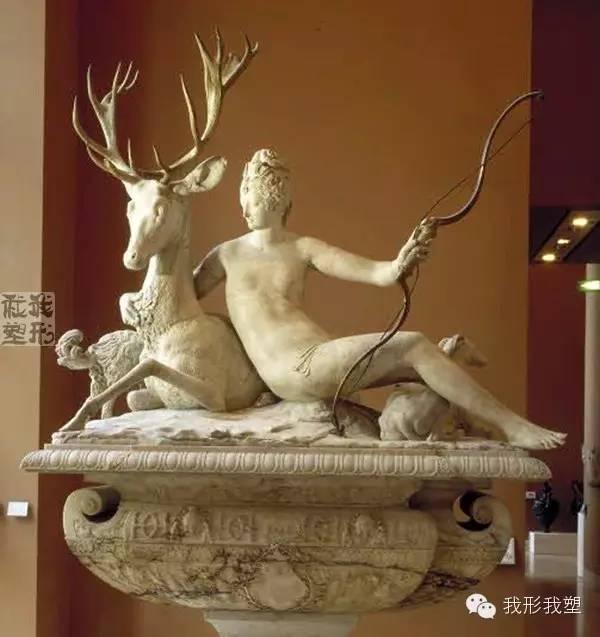 美是自由的象征_▼ 阿尔忒弥斯象征女性的纯洁美 是三大处女神之一 她自由独立 热爱户