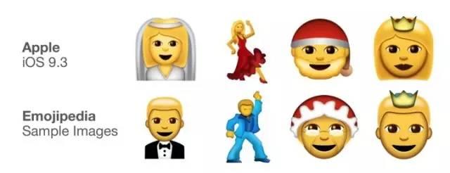 """添加新的emoji面部表情图包括:""""笑得在地上打滚"""",小丑,孕妇图片"""