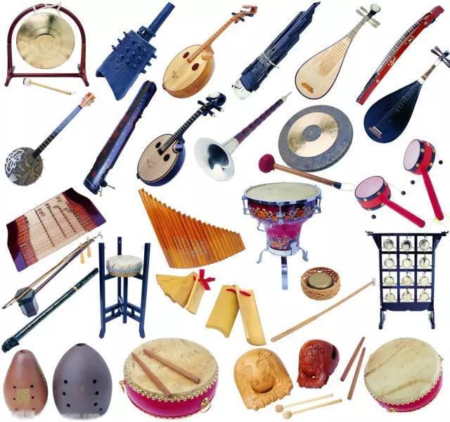 一口气读懂中国传统乐器