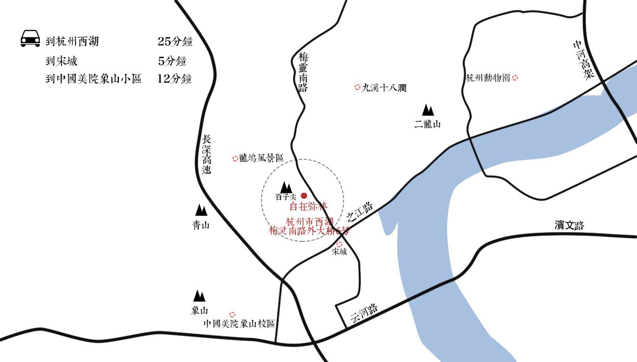 这里是杭州著名的龙井茶产区 山势开阔 茶园葱茏 外大桥6号原先是图片