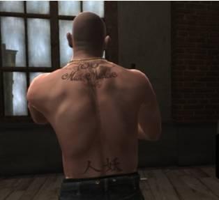 比起张继科的纹身,这些外国人身上的汉字实在太辣眼睛