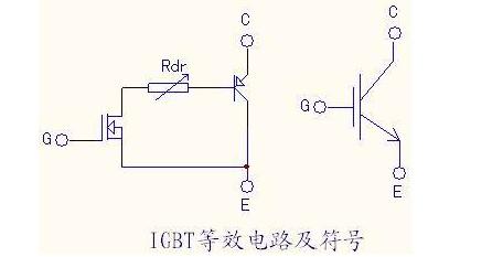 5,6端子看成三相交流输入端的话,六只二极管相当于一个三相整流桥电路