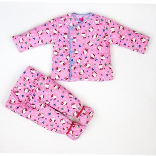 式棉裤(预定) - 宝宝棉衣棉裤 0-3岁婴幼儿服装裁剪图(包括棉裤 ,棉袄