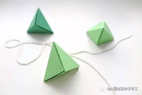 02【节日手工】端午折纸:折一纸龙舟与粽子,做节日的应景之作