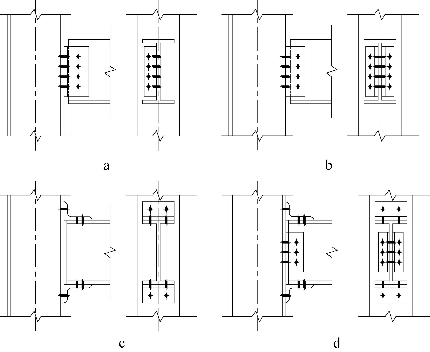 钢结构装配式梁柱连接节点研究进展*