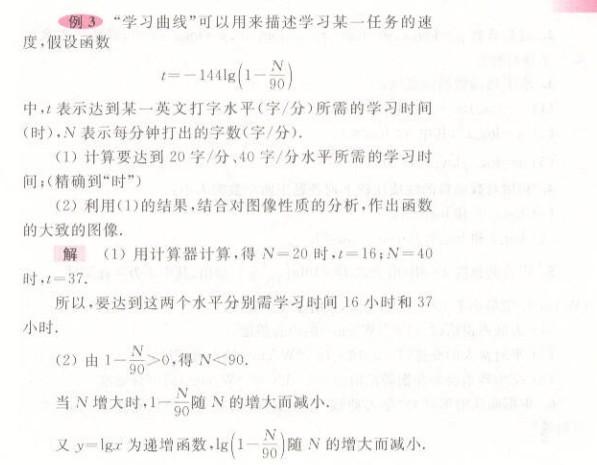 幂函数 乘方 指数 函数 对数 函数 及其运算法则