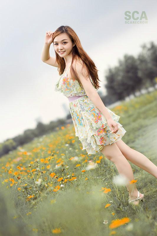 李翰祥也说:「夏梦是中国电影有史以来最漂亮的女演员,气质不凡图片