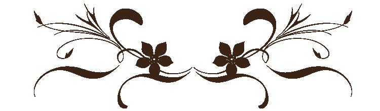长条装饰花纹免抠png透明图片(②)