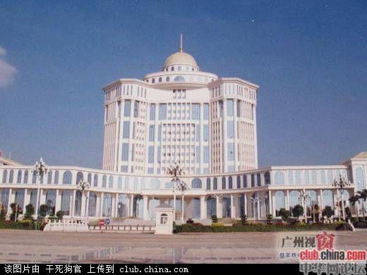 [转载]看看两国的政府大楼有什么不同